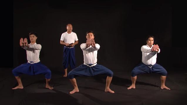การฝึกหัดนาฏศิลป์ไทยระดับช่วงชั้นที่ 1 ตอนที่ 2/6