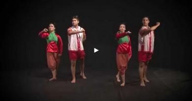 การฝึกหัดนาฏศิลป์ไทยระดับช่วงชั้นที่ 1 เพลงปลุกใจเราสู้
