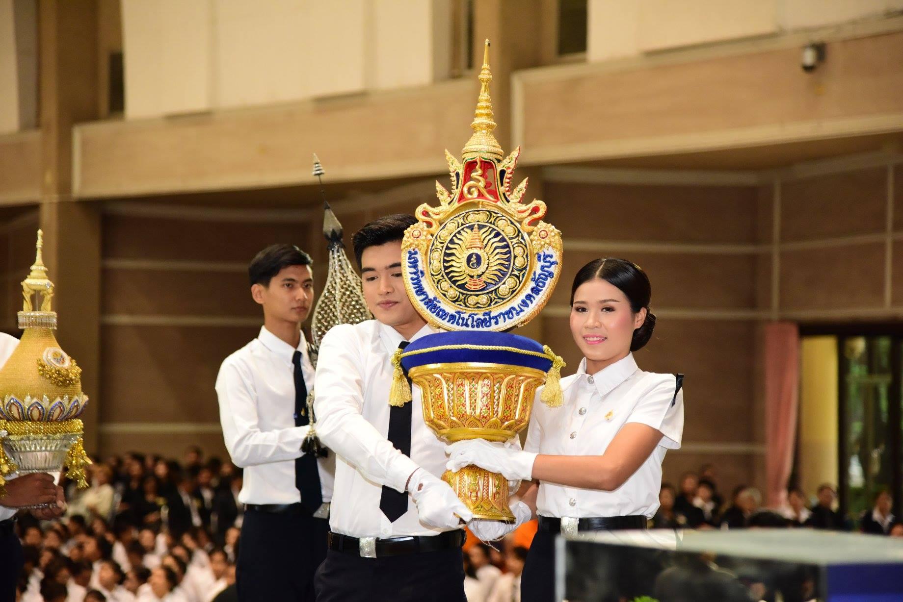 MV เพลงจารึกราชมงคลธัญบุรี